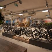 Fietsenwinkel van der Linde in Almere