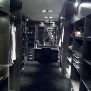 Inrichting dressroom in Goes