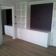 Kastencombinatie voor een woonhuis in Wierden