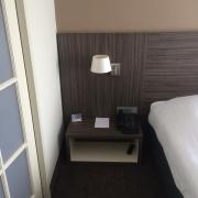 hotelkamerinrichting voor de Tulip Inn in Meerkerk