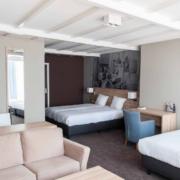 Hotel de Klok in Breda