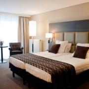 hotel 'de Blanke Top' in Cadzand